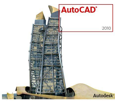Autocad 2010 cho windows 32bit và 64 bit