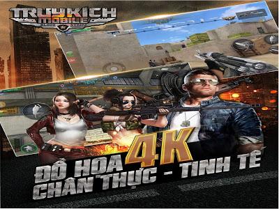 Download truy kích 8vs8 MOD APK