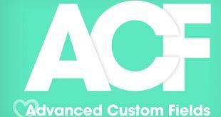 Advanced custom Fields Pro v5.8.0