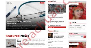 Theme tin tức wordpress đẹp miễn phí
