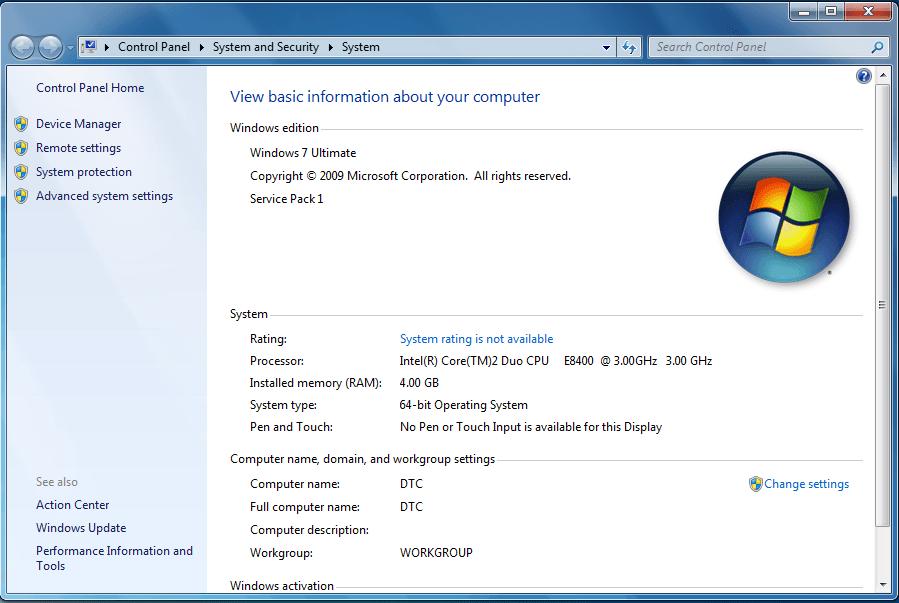Ghost windows 7 64 bit ultimate