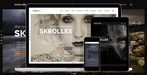 Theme SKrollex mới nhất
