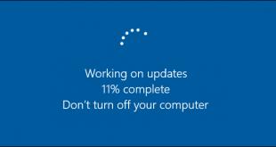 Cách tăt update tự động windows 10