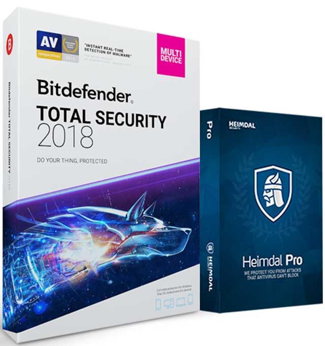 Bitdefender Total Security2018 Free License key 2018